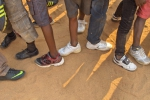 Shoe distribution010